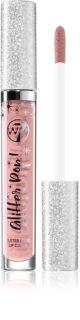W7 Cosmetics Glitter Pop! flüssiger Lippenstift mit Glitzerteilchen