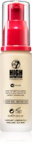 W7 Cosmetics HD maquillaje en crema hidratante