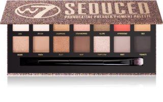 W7 Cosmetics Seduced paleta senčil za oči