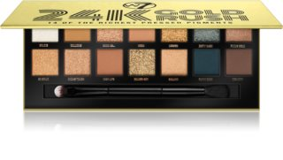 W7 Cosmetics 24K Gold Rush paleta očních stínů