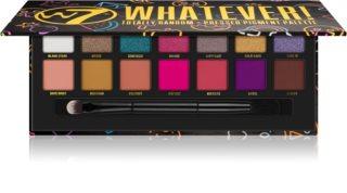 W7 Cosmetics Whatever paleta očních stínů