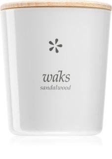 Waks Sandalwood dišeča sveča