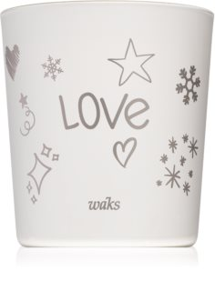 Waks Magic Woods scented candle