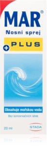 Stada Pharma MAR PLUS 3% sprej na bázi mořské vody pro léčbu podrážděné nosní sliznice