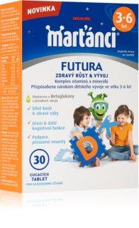 Walmark Marťánci Futura komplex vitamínů a minerálů pro podporu imunity dětí