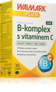Walmark B komplex PLUS + vit. C doplněk stravy pro období fyzické a psychické zátěže