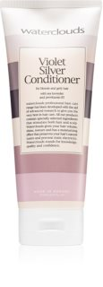 Waterclouds Violet Silver Condititoner Conditioner for Blonde and Grey Hair