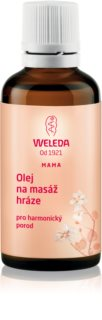 Weleda Pregnancy and Lactation Hierontaöljy Välilihalle