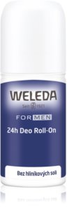 Weleda Men Deodorant roll-on utan aluminiumsalter 24 tim