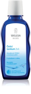 Weleda Cleaning Care čistilni tonik 2 v 1