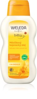 Weleda Baby and Child huile au calendula nourrissons sans parfum