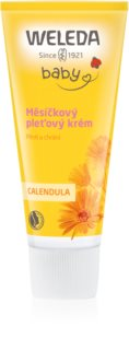 Weleda Baby and Child crema facial de caléndula