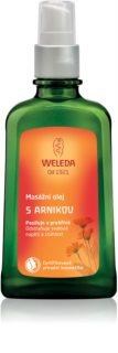 Weleda Arnika masážny olej s arnikou