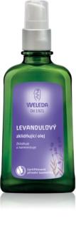 Weleda Lavender успокаивающее масло