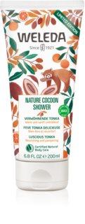 Weleda Nature Cocoon Shower Zachte Douchecrème voor Voeding en Hydratatie