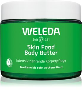 Weleda Skin Food intensive Körperbutter für trockene und sehr trockene Haut