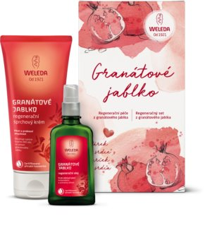 Weleda Pomegranate kit di cosmetici I. da donna