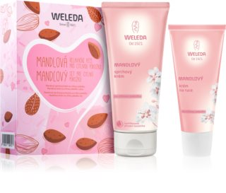 Weleda Almond coffret cosmétique I. (pour peaux sensibles) pour femme