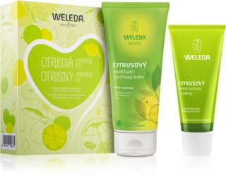 Weleda Citrus Gift Set I. (moisturizing) for Women