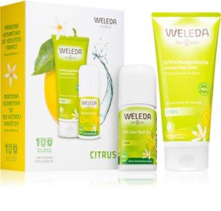 Weleda Citrus coffret cadeau (pour une peau douce et lisse)