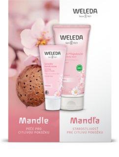 Weleda Almond coffret cadeau (pour peaux sensibles)