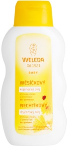 Weleda Baby and Child Morgenfrue babyolie Parfumefri