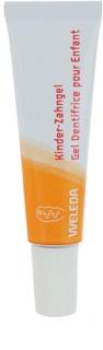 Weleda Dental Care otroški gel za zobe