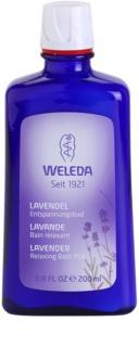 Weleda Lavender успокаивающая ванна