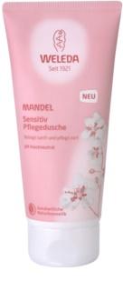 Weleda Almond gel de banho para pele sensivel