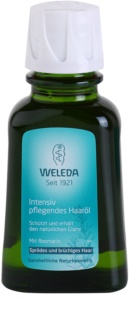 Weleda Rosemary Hair Oil For Hair Strengthening And Shine