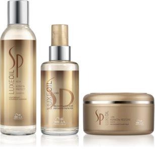 Wella Professionals SP Luxeoil kozmetická sada I. (pre poškodené vlasy) pre ženy