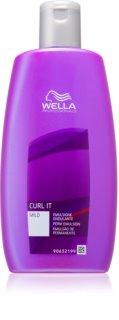 Wella Professionals Curl It Mild permanente para cabello teñido y sensible