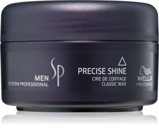 Wella Professionals SP Men Precise Shine Haarwax  voor Mannen