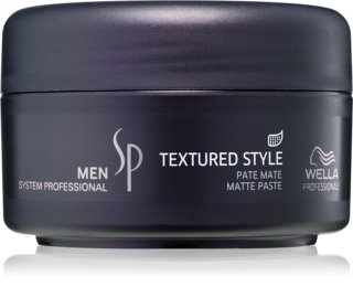 Wella Professionals SP Men Textured Style modelirna pasta za moške