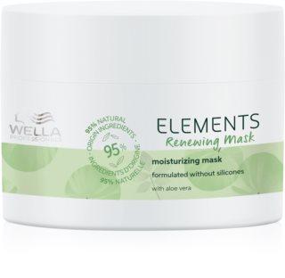 Wella Professionals Elements obnovující maska pro lesk a hebkost vlasů
