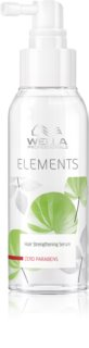 Wella Professionals Elements posilujúce sérum na vlasy