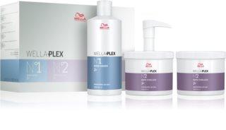 Wella Professionals Wellaplex set de cosmetice II. (pentru par deteriorat) pentru femei