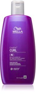 Wella Professionals Creatine+ Curl permanente para cabello natural y resistente