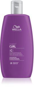 Wella Professionals Creatine+ Curl перманентная завивка для вьющихся волос