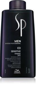 Wella Professionals SP Men Sensitive šampon pro citlivou pokožku hlavy