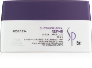 Wella Professionals SP Repair Mask For Damaged, Chemically Treated Hair
