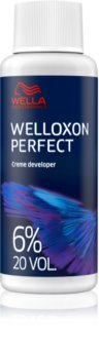 Wella Professionals Welloxon Perfect активирующая эмульсия 6% (20 vol.) для всех типов волос