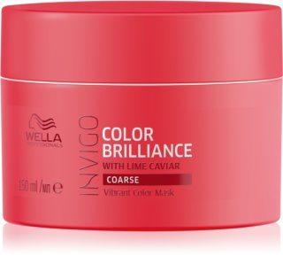 Wella Professionals Invigo Color Brilliance maska do grubych farbowanych włosów