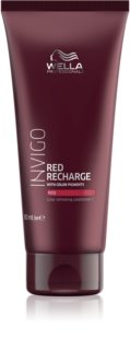 Wella Professionals Invigo Red Recharge Conditioner Recovery Red Shades of Hair