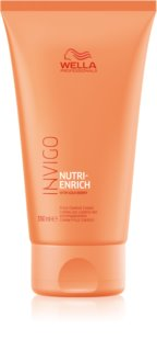 Wella Professionals Invigo Nutri-Enrich Leave-in Cream for Smoothing and Nourishing Dry and Unruly Hair