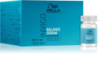 Wella Professionals Invigo Balance Serum sérum anti-amincissement et anti-chute de cheveux