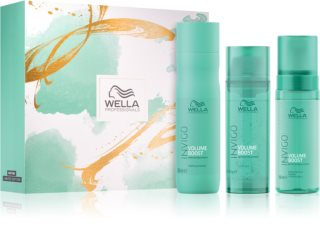 Wella Professionals Invigo Volume Boost coffret (para um volume mais rico)