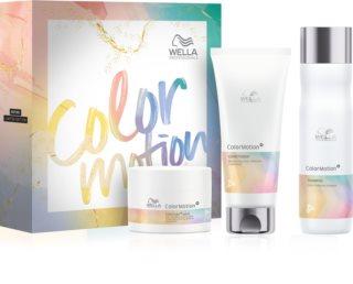 Wella Professionals ColorMotion+ Geschenkset (für gefärbtes Haar)