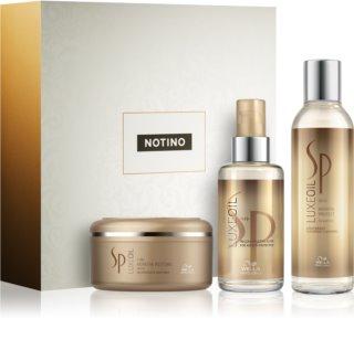 Wella Professionals SP Luxe Oil подаръчен комплект I. (за увредена коса) за жени