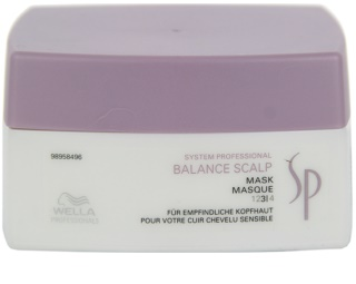 Wella Professionals SP Balance Scalp masque pour cuir chevelu sensible